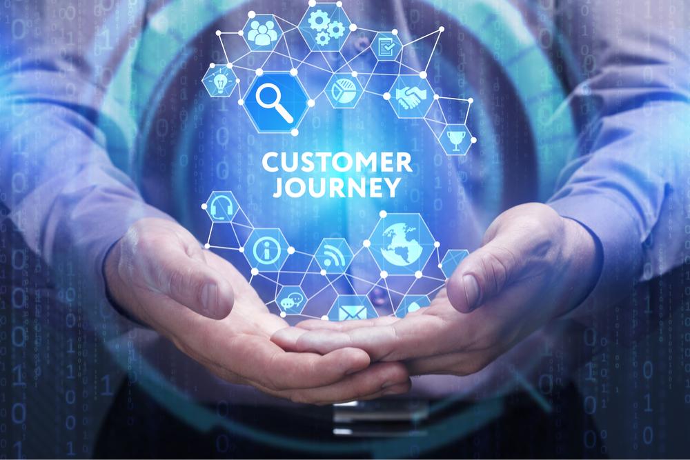 Customer Journey analytics 360 degree customer engagement