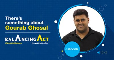 Meet Gourab Ghosal