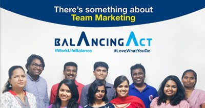 Have you met the Marketing Team?