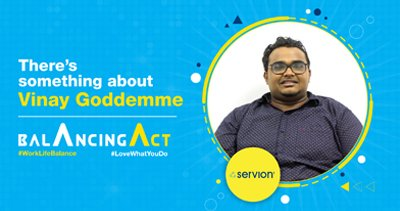 Have you met Vinay Goddemme