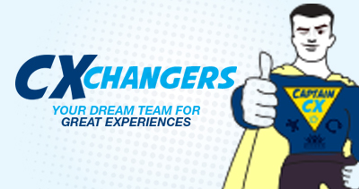 CXChangers: Your dream team for great experiences