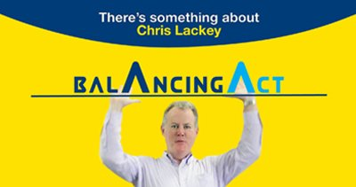 Have you met Chris Lackey?