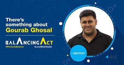 Meet Gourab Ghosal