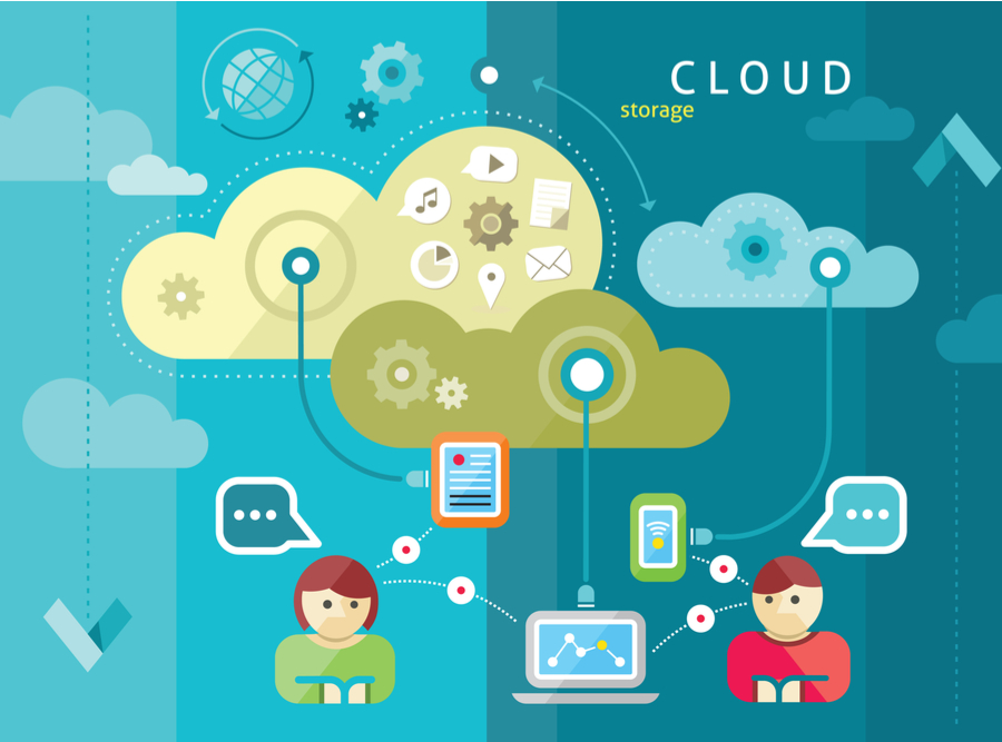 customised cloud service provider solution