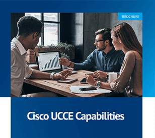 Cisco UCCE Capabilities