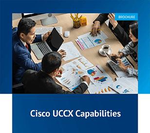 Cisco UCCX Capabilities